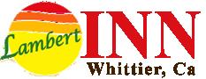 Lambert Inn a Whittier CA Hotel Logo